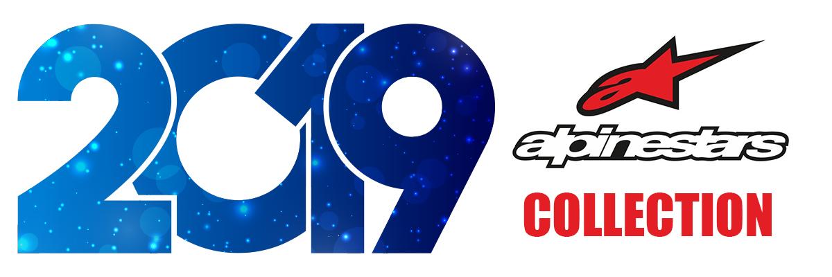 ÉQUIPEMENTS/VÊTEMENTS - COLLECTION ALPINESTARS 2019