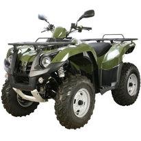Quad raider 600