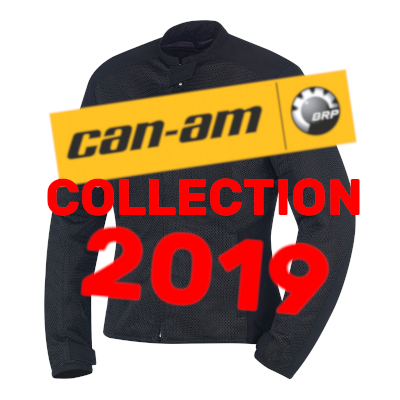 COLLECTION HORS ROUTE CAN-AM 2019