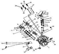 Pieces Origine Quad Sym Quadraider 600 Quadyland