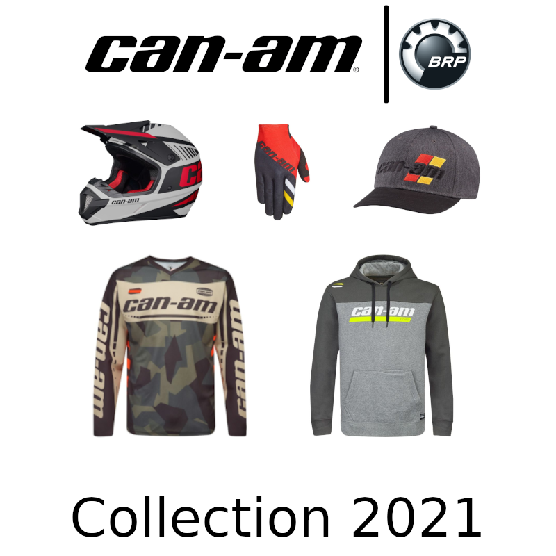 collection can-am 2021