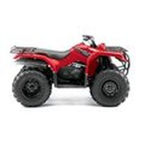 350 grizzly 4x2 b143-010-a rouge