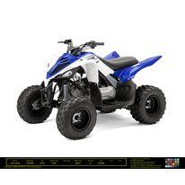 90 raptor bd33-010-e bleu