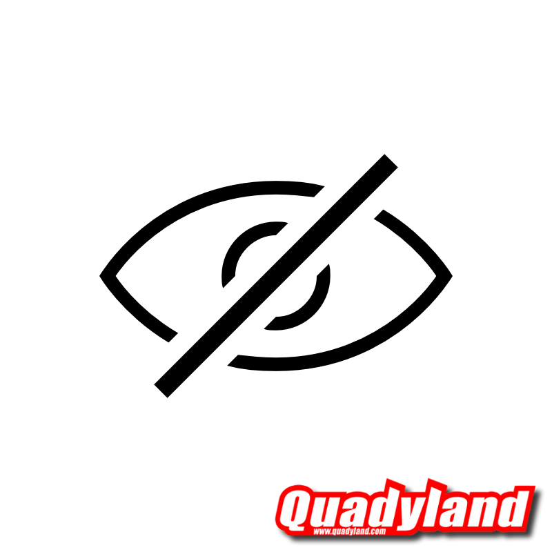 kit d co 250 raptor bleu accessoires quad yamaha quadyland. Black Bedroom Furniture Sets. Home Design Ideas