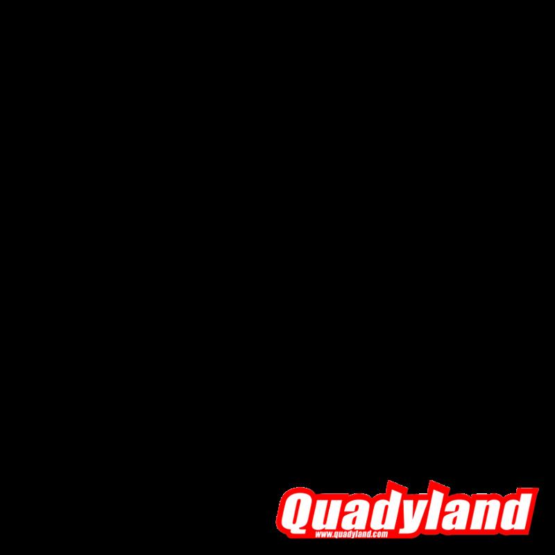 Kit déco 200 Blaster Quadyland Bleu