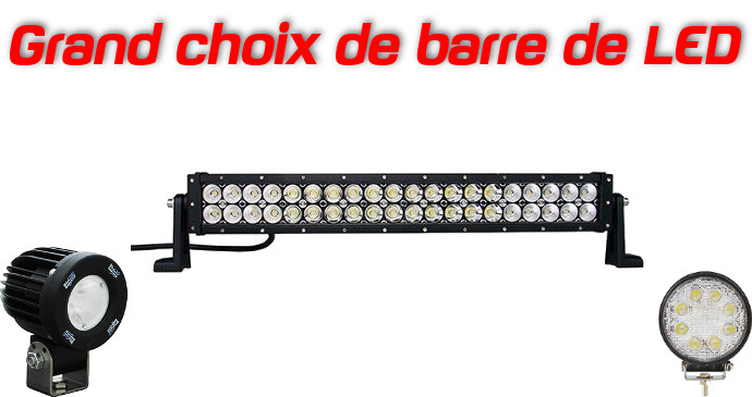 Barre de LED