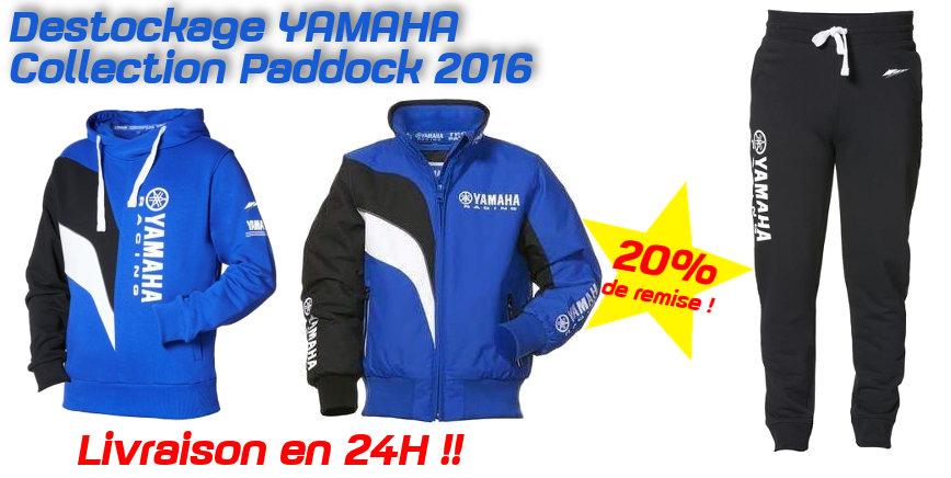 Destockage Yamaha 2016
